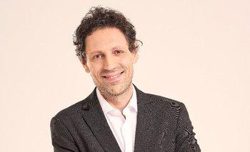Gonzalo Cammarota, conductor de PH Uruguay