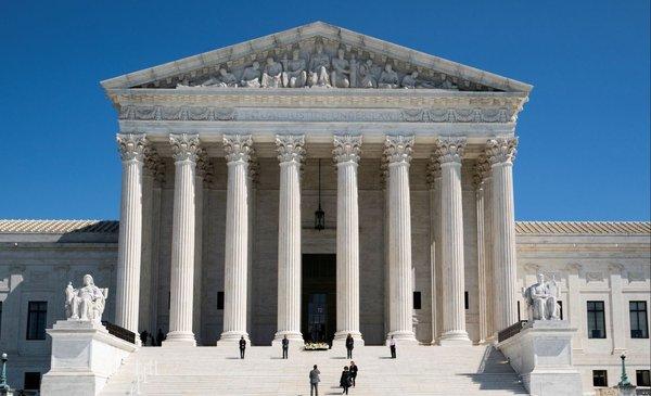 Republicanos despejan ruta para apoyar a sucesor que designe Trump para la Corte Suprema