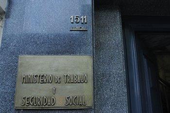 Sede del Ministerio de Trabajo y Seguridad Social