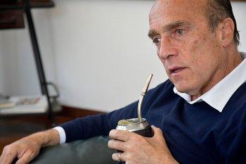 Daniel Martínez, exintendente de Montevideo y candidato a la presidencia por el Frente Amplio