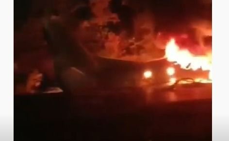 Al menos 20 muertos al estrellarse avión militar en Ucrania