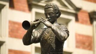 El flautista de Hamelín es un cuento de los hermanos Grimm.