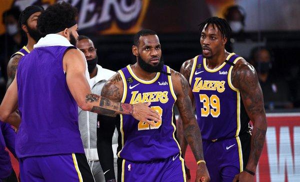 En medio de una pandemia y protestas de racismo, comienzan las finales de la NBA