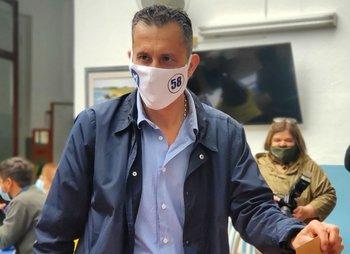 Mario García, candidato en Lavalleja por el Partido Nacional