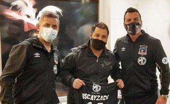 La polémica visita de Biscayzacú