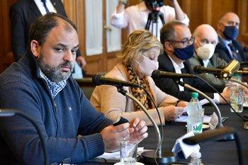 El ministro Salinas concurrirá a la comisión de Salud el 5 de enero