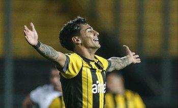 Facundo Torres, golazo