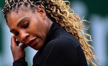 La estadounidense Serena Williams anunció este domingo, víspera del inicio de Wimbledon, que no participará en los Juegos Olímpicos