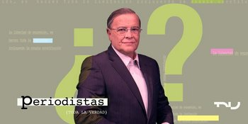 Jorge Traverso volvió a la televisión este martes después de casi tres años con Periodistas, toda la verdad