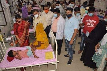 Las muertes se produjeron en el estado de Uttar Pradesh