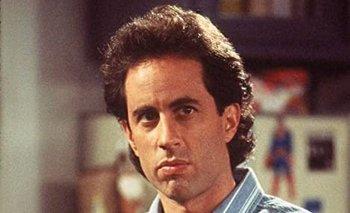 Jerry Seinfeld en la serie