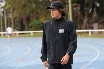 Santiago Catrofe, favorito en 1.500 m