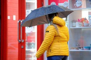 Inumet anuncia lluvias y tormentas