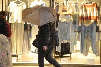 Alerta amarilla para seis departamentos por lluvias y tormentas