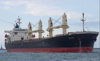 El barco Zilos fue el que explotó en aguas uruguayas