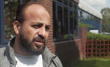 Saba se fue de Afganistán hace unos 20 años