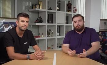 Ibai Llanos y Gerard Piqué se convierten en un equipo eSports