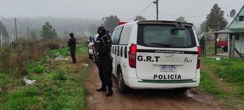 La policía detuvo a 13 mayores y dos menores de edad, que declararán en la fiscalía