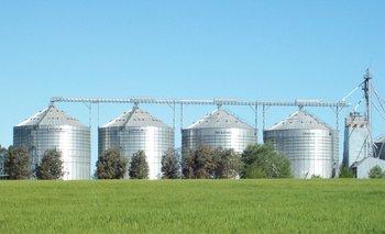 Los silos ya empiezan a llenarse.
