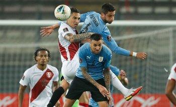 Uruguay logró un punto en su visita a Perú