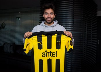 Gaitán se pondrá la de Peñarol