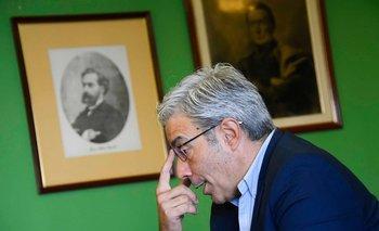 """Robert Silva dijo que no faltará el """"diálogo"""" en la reforma educativa aunque las autoridades tomaran las decisiones"""
