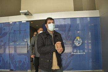 Los principales sectores del FA manifestaron púbicamente su apoyo a Fernando Pereira.