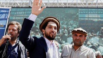 Ahmad Massoud, el hijo del icónico héroe de la resistencia Ahmad Shah Massoud, fundó el FRN