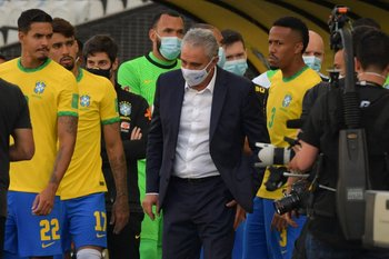 Brasil eleva queja a la FIFA