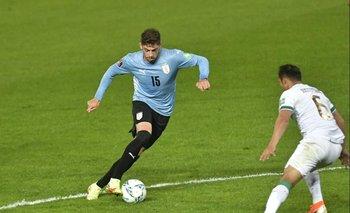 Federico Valverde, talento y gran pegada