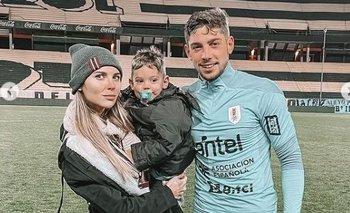 Valverde, Mina y Benicio en el CDS