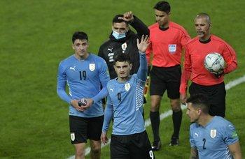 Uruguay recibirá a Ecuador el jueves a la hora 19.30 en el Estadio Campeón del Siglo