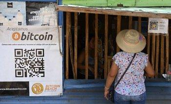 El bitcoin es moneda legal desde este martes en El Salvador.