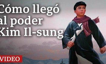 Kim Il-sung fue el primero en gobernar el país
