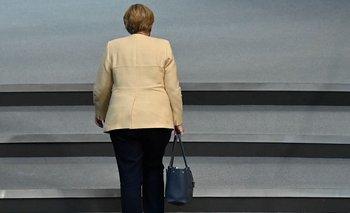 Angela Merkel está hace 16 años en la actividad política de Alemania