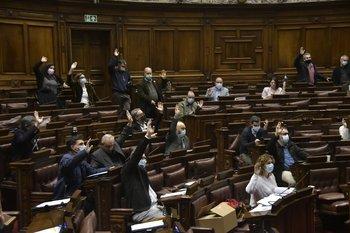 Varios legisladores están en cuarentena