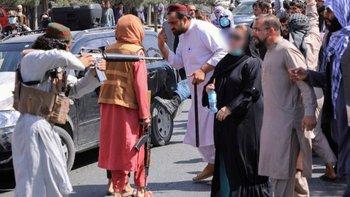 Las mujeres han salido a la calle para reclamar sus derechos
