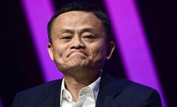 El cofundador de Alibaba, Jack Ma, fue uno de los primeros en sentir los efectos de las nuevas restricciones