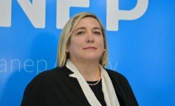 Jenifer Cherro, directora de Secundaria