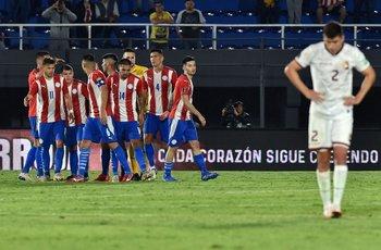 Paraguay y Venezuela por las Eliminatorias para Catar 2022