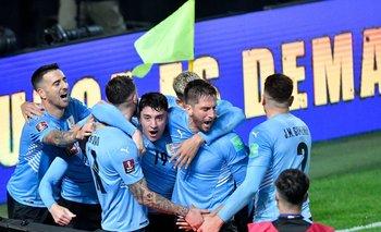 La selección uruguaya recibirá a Colombia en el Gran Parque Central