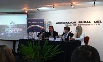 La Expoactiva Nacional se realizará en marzo de 2022.