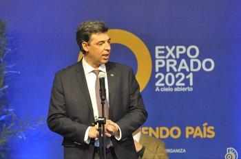 Gonzalo Valdés, presidente de la ARU.