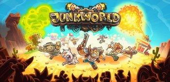 Junkworld es el nuevo videojuego de Ironhide Game Studio