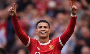 Ronaldo en su vuelta al United
