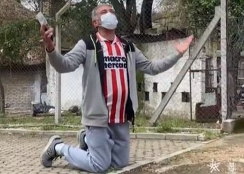 Hincha de River Plate