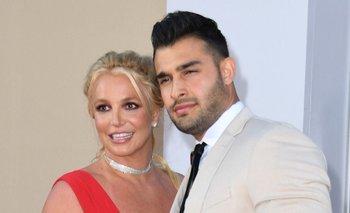 Spears y Asghari en 2019
