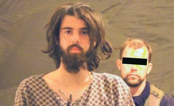 John Walker Lindh fue detenido en Afganistán a finales de 2001.