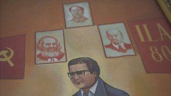 """Abimael Guzmán se consideraba la """"cuarta espada del marxismo"""" en el mundo."""