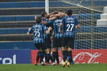 Liverpool otra vez es protagonista del Campeonato Uruguayo